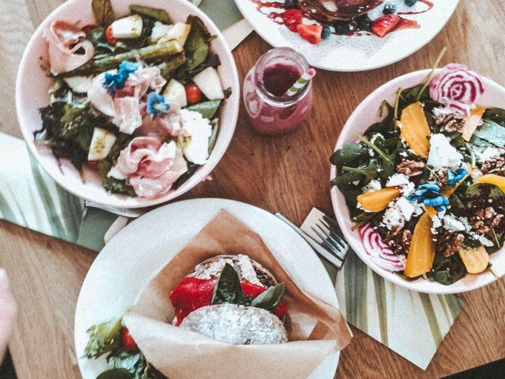 Salades van Pistache Den Haag