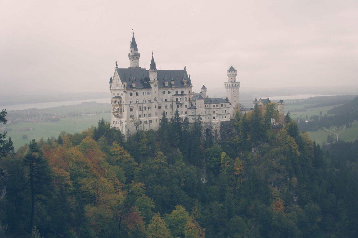 Schloss neuschannstein bezoeken