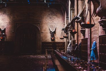 harry potter filmstudio londen