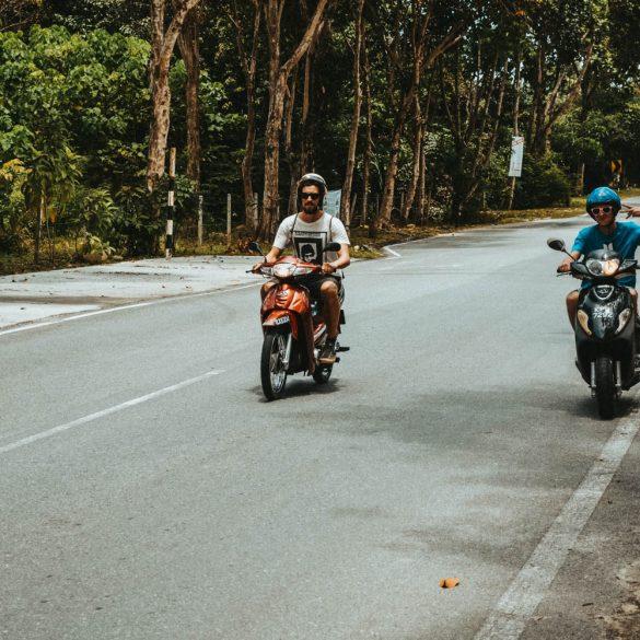 Scooter huren Langkawi