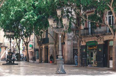 el borne wijk in Barcelona