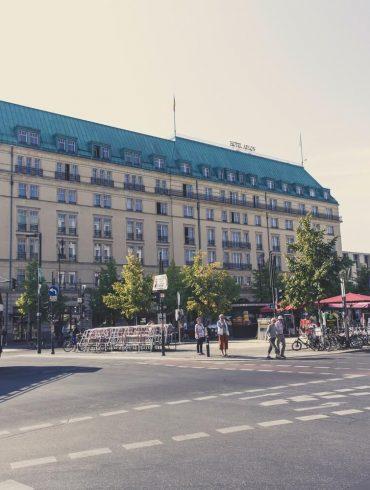gebouw in Berlijn