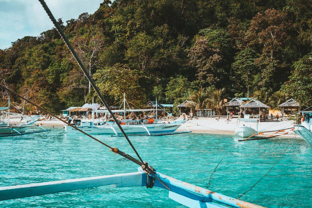 bootreis filipijnen