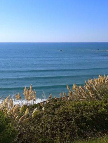 surfstrand Biarritz