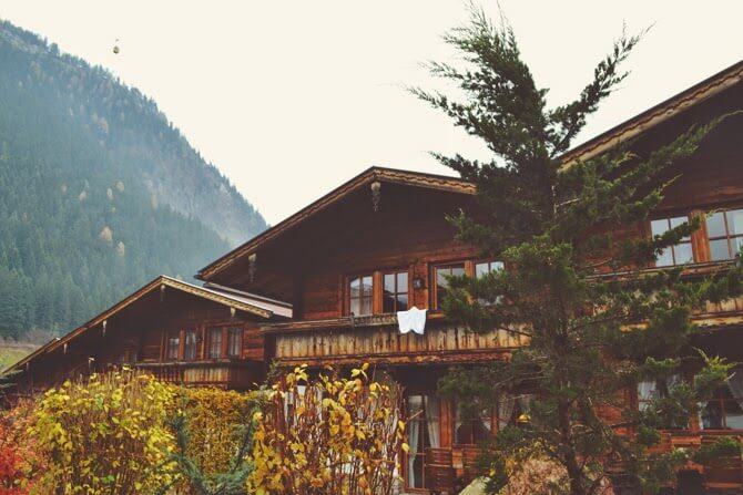 Mayrhofen skigebied