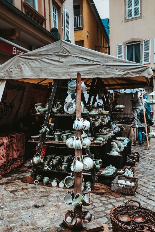 markt in Echternach