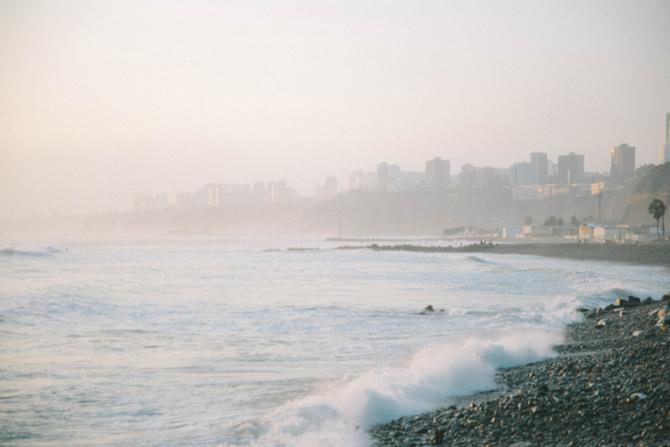Peru surfen Lima
