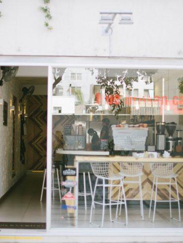 Lima koffietent