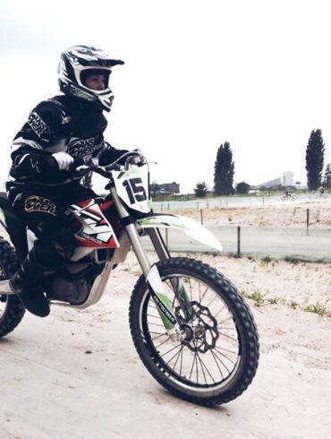 Motorcross Lone Drifters