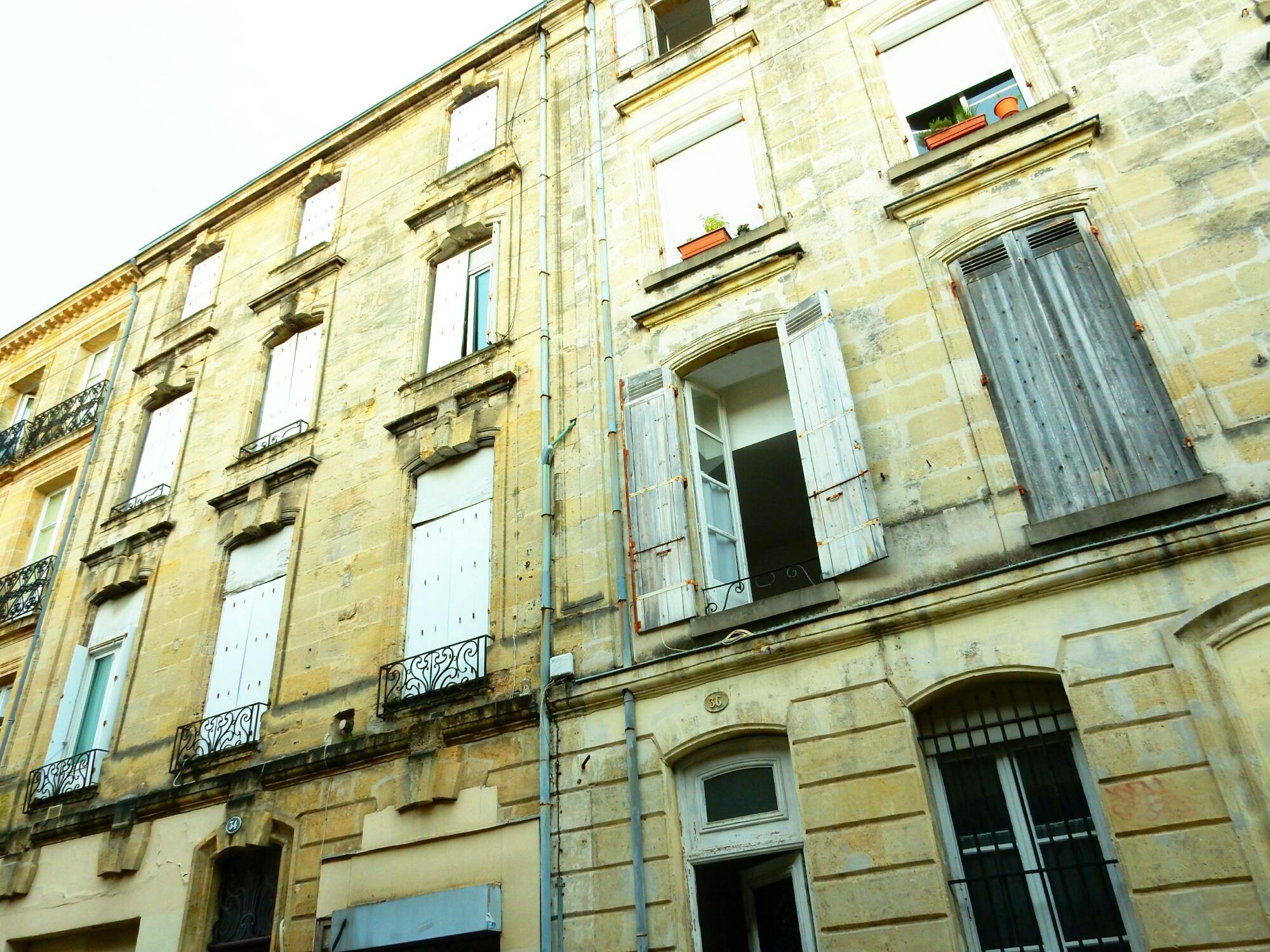 Architectuur in Bordeaux