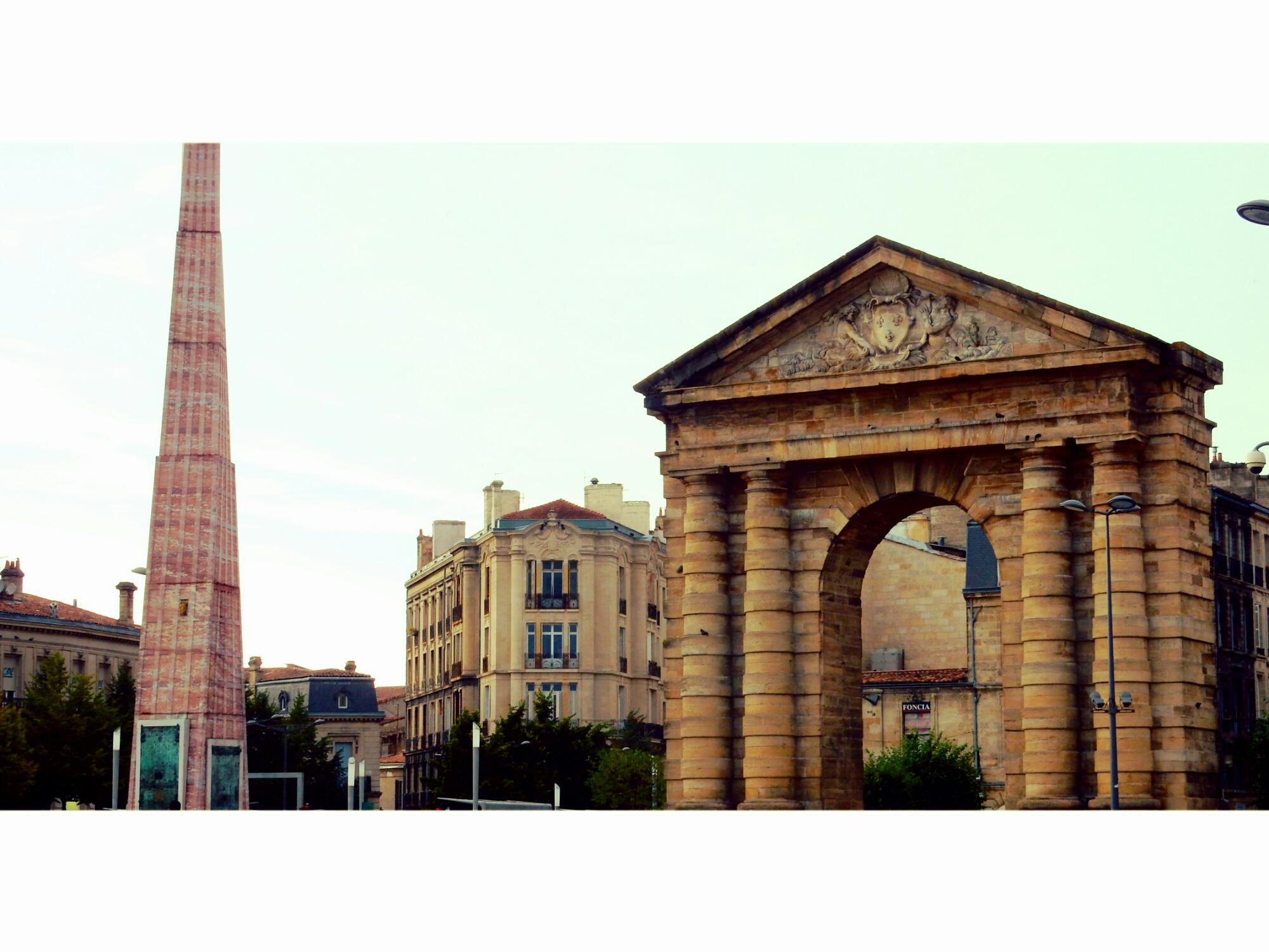 Wandelen door Bordeaux