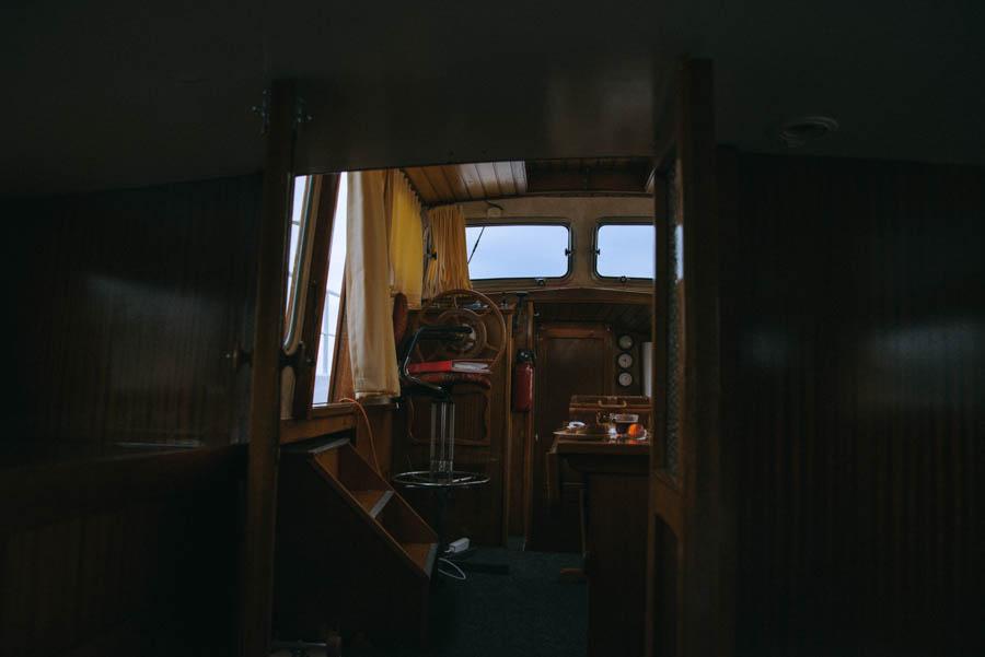 Uitzicht jachtcharter Alde Faenen
