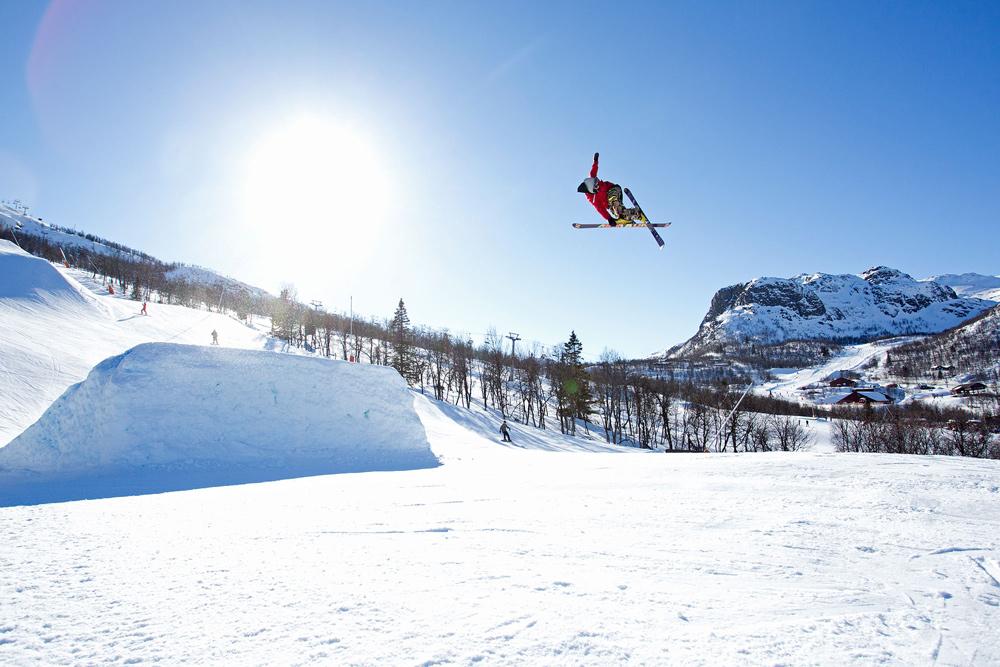 Hemsedal Noorwegen wintersport