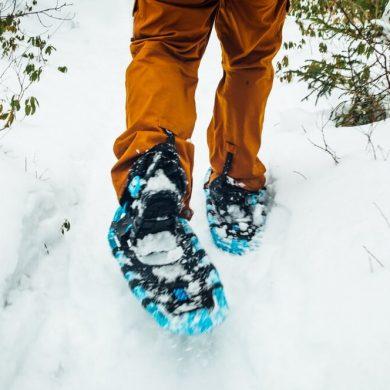 skisokken en schoenen