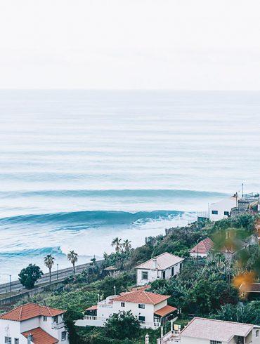 Surfen Madeira