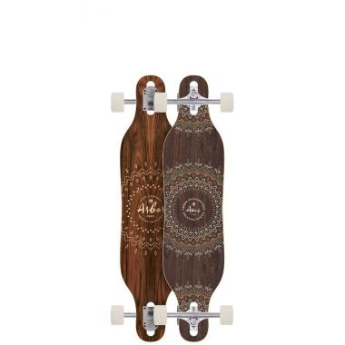 Arbor longboard drop through
