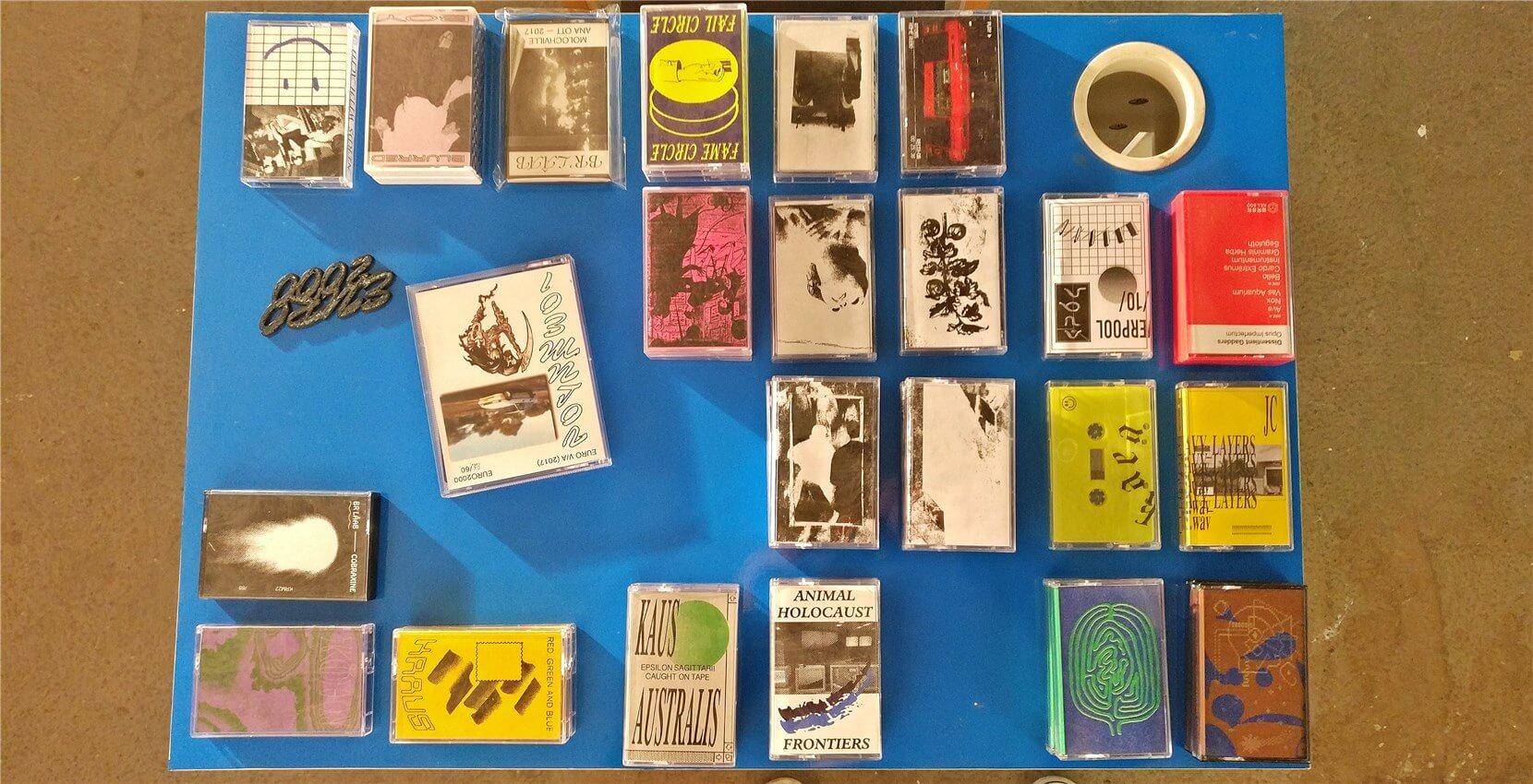 In De Ruimte - Gent - Casette Tapes