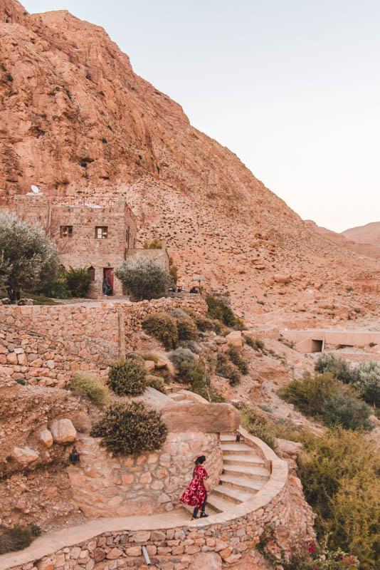 Todra Kloof Marokko