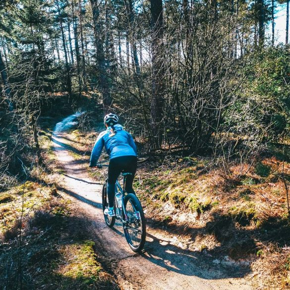 Mountainbiken Appelscha