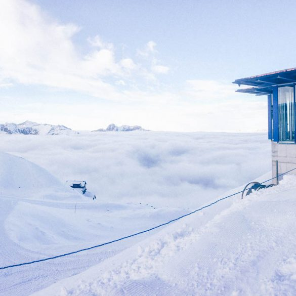 Duurzaam op wintersport