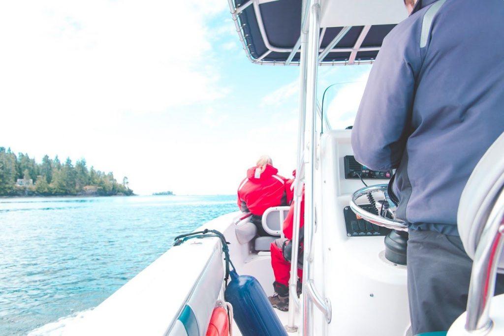 walvissen boot Canada