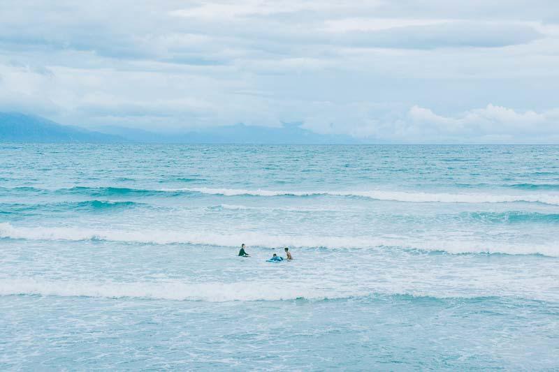Surfstrand Filipijnen Baler