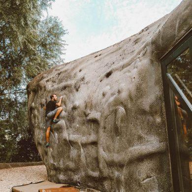 Boulderen bij Bjoeks