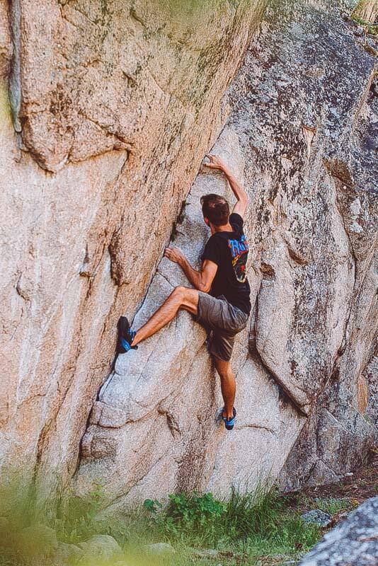 Hangen aan de muur in Canada