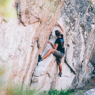 Boulderen in Canada