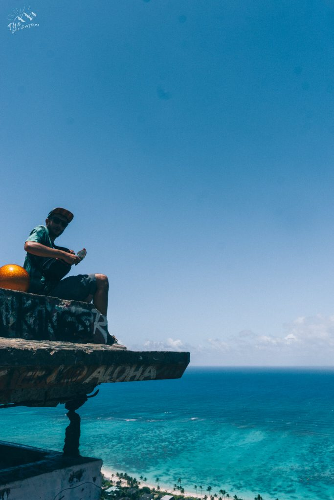 uitzicht pillhike oahu