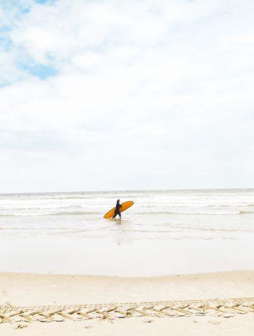 surf strand Zandvoort