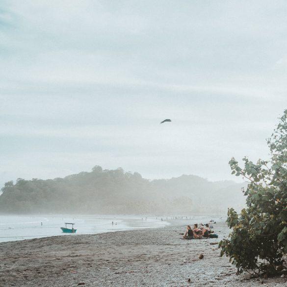 strand van samara costa rica