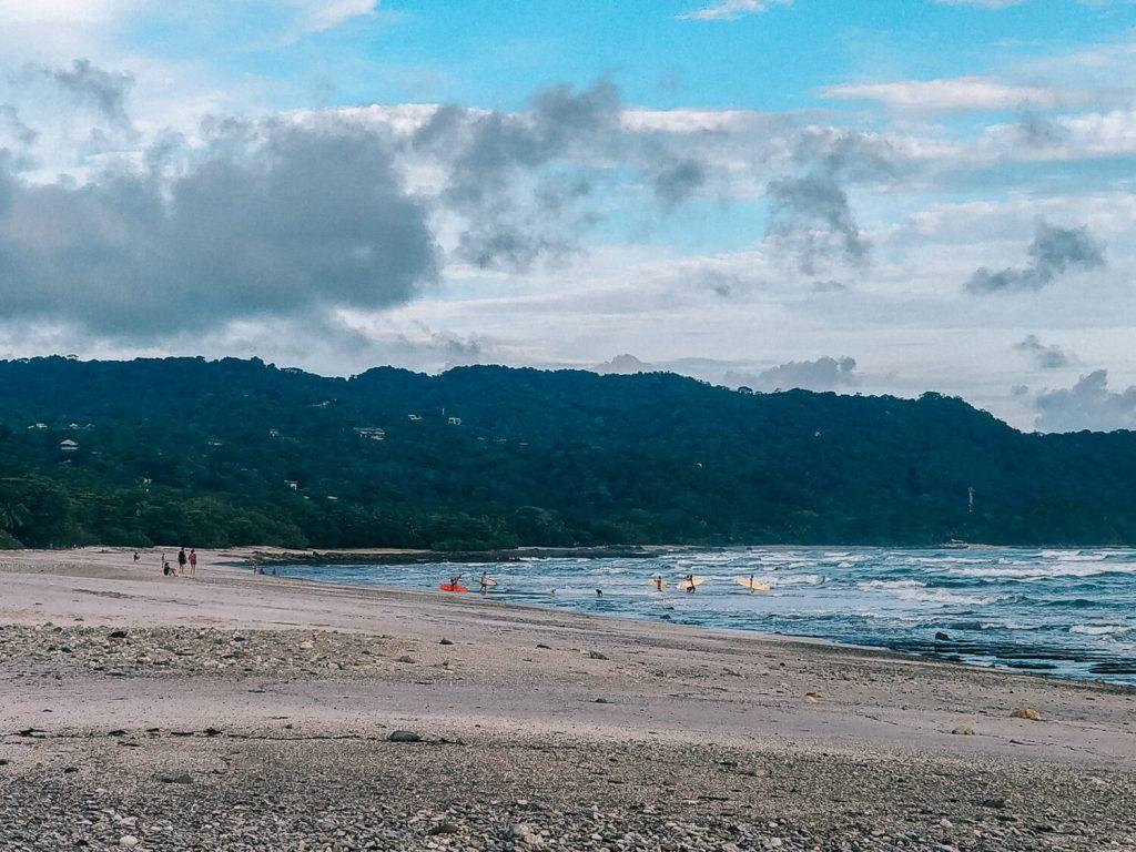 surfen santa teresa