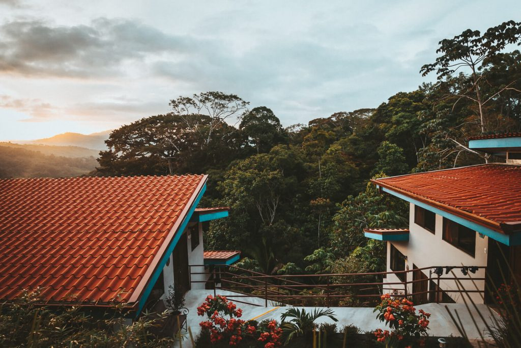Eco hostel Costa Rica