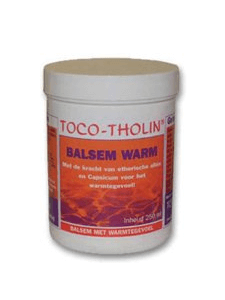 Toco-Tholin warmtebalsem