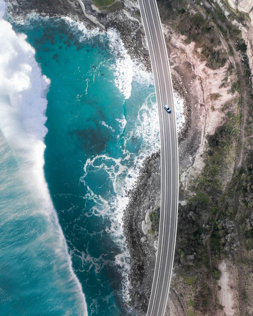 drone foto australie