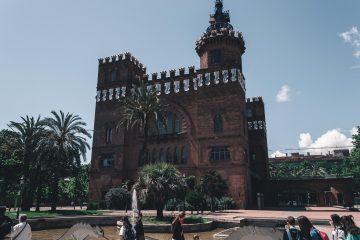Barcelona kerk