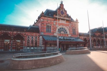 Groningen centraal station