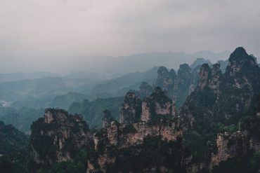 Mooiste plekken op aarde: dit is Zhangjiajie National Park China