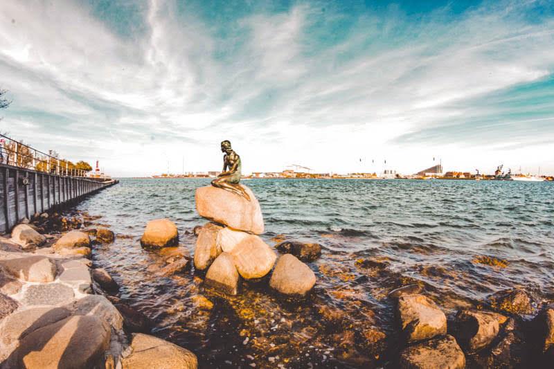 zeemeermin Kopenhagen