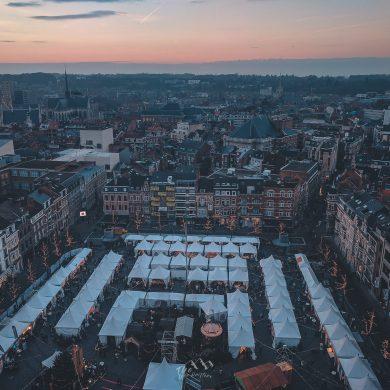 Kerstmarkt Leuven