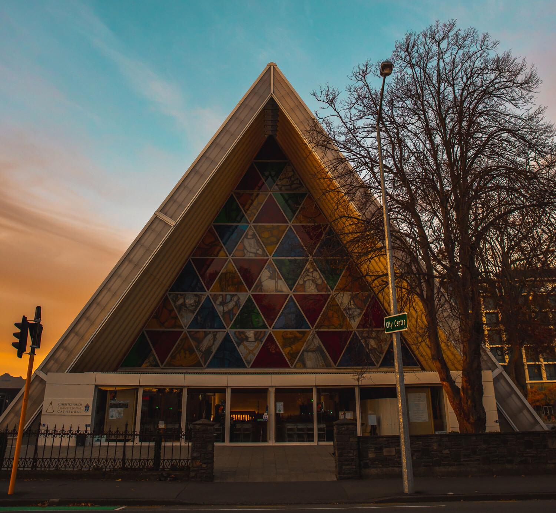 Cathedral Square Nieuw Zeeland