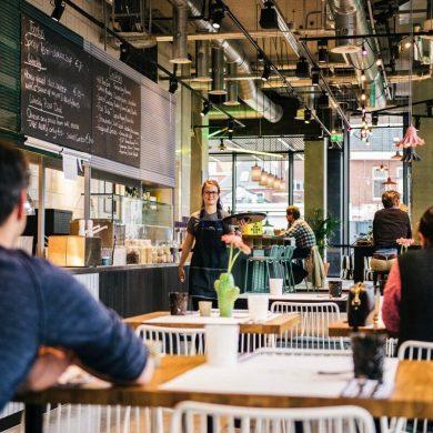 lunchen Groningen