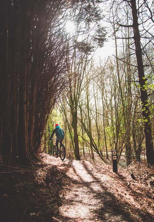 Mountainbiken Nederland