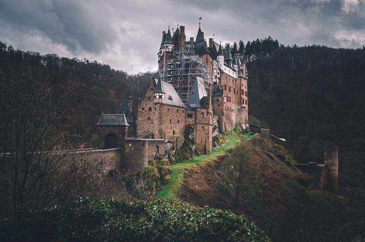 Burg Eltz Moezel Kasteel
