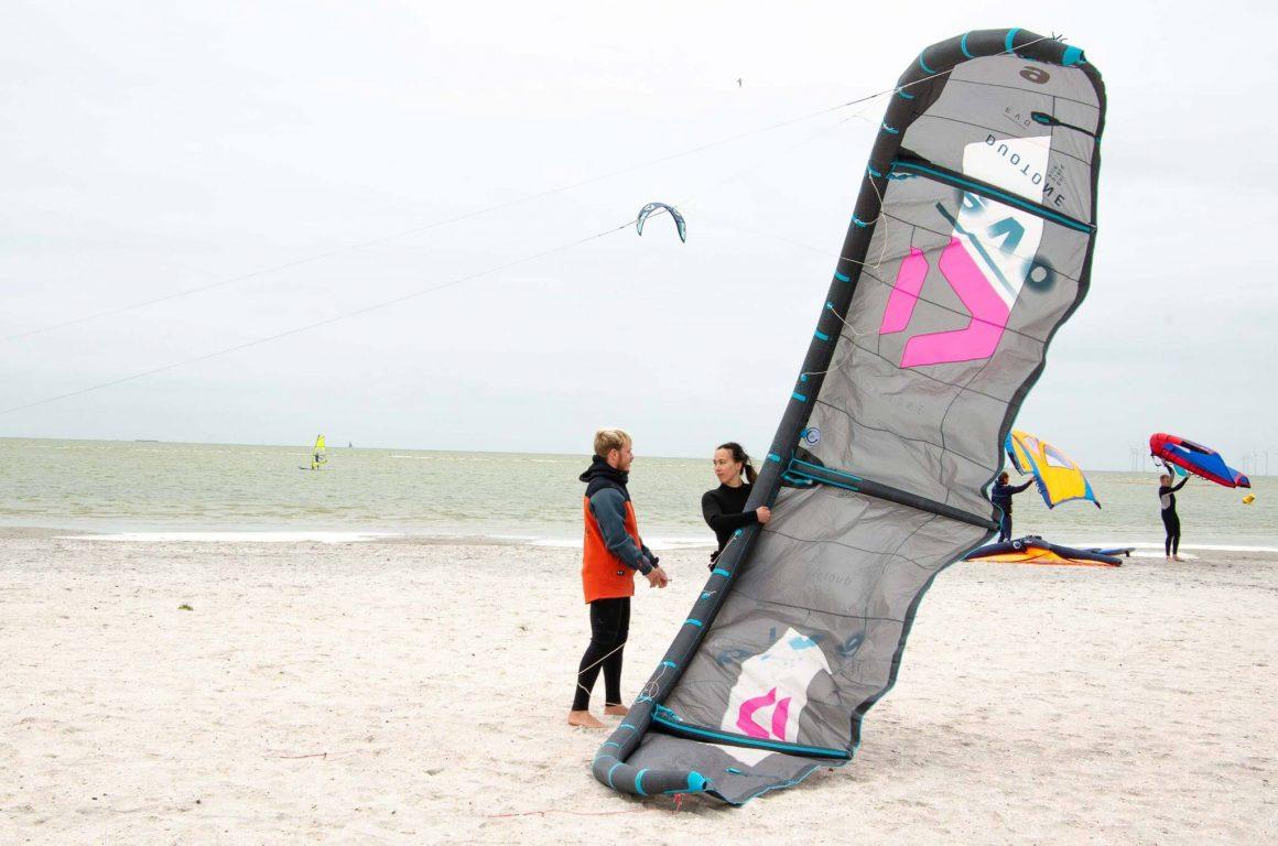 Kitesurf in Workum